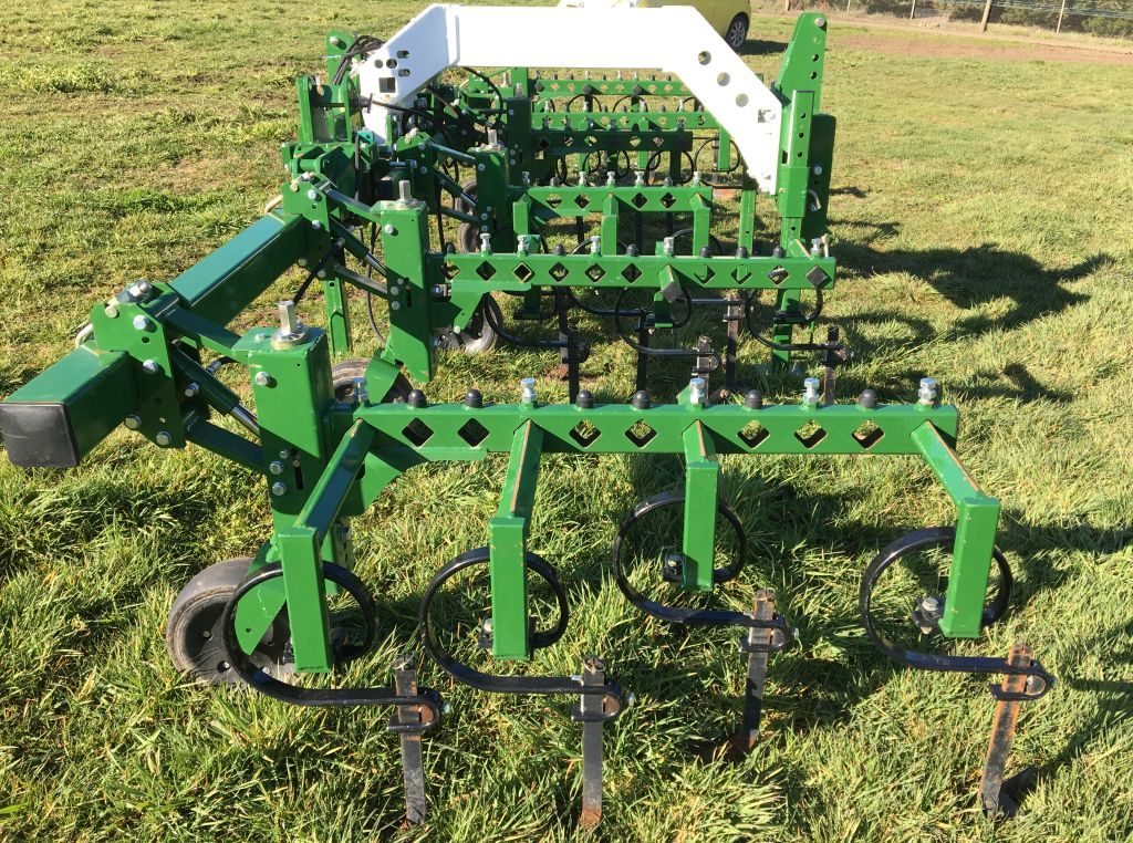 Interrow Cultivator Front or Rear Mount